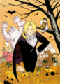 FMA Halloween - anime fan art