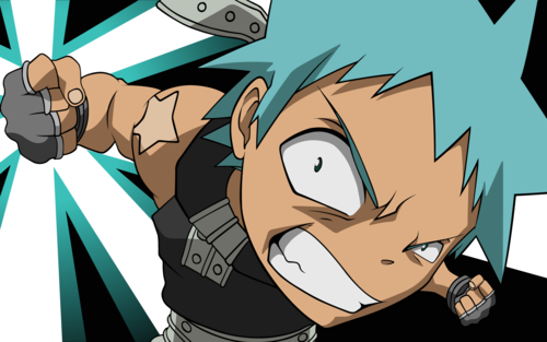 valk, falcon Punch? NO! Black☆Star Punch? YES!
