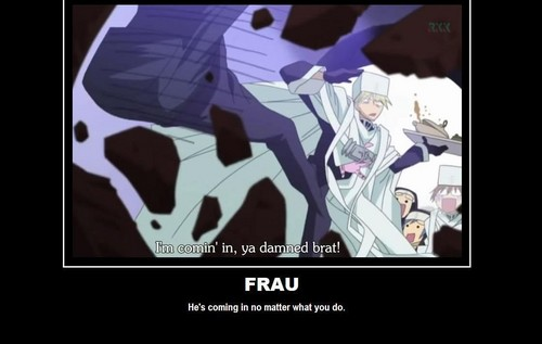 Frau Motivational :P