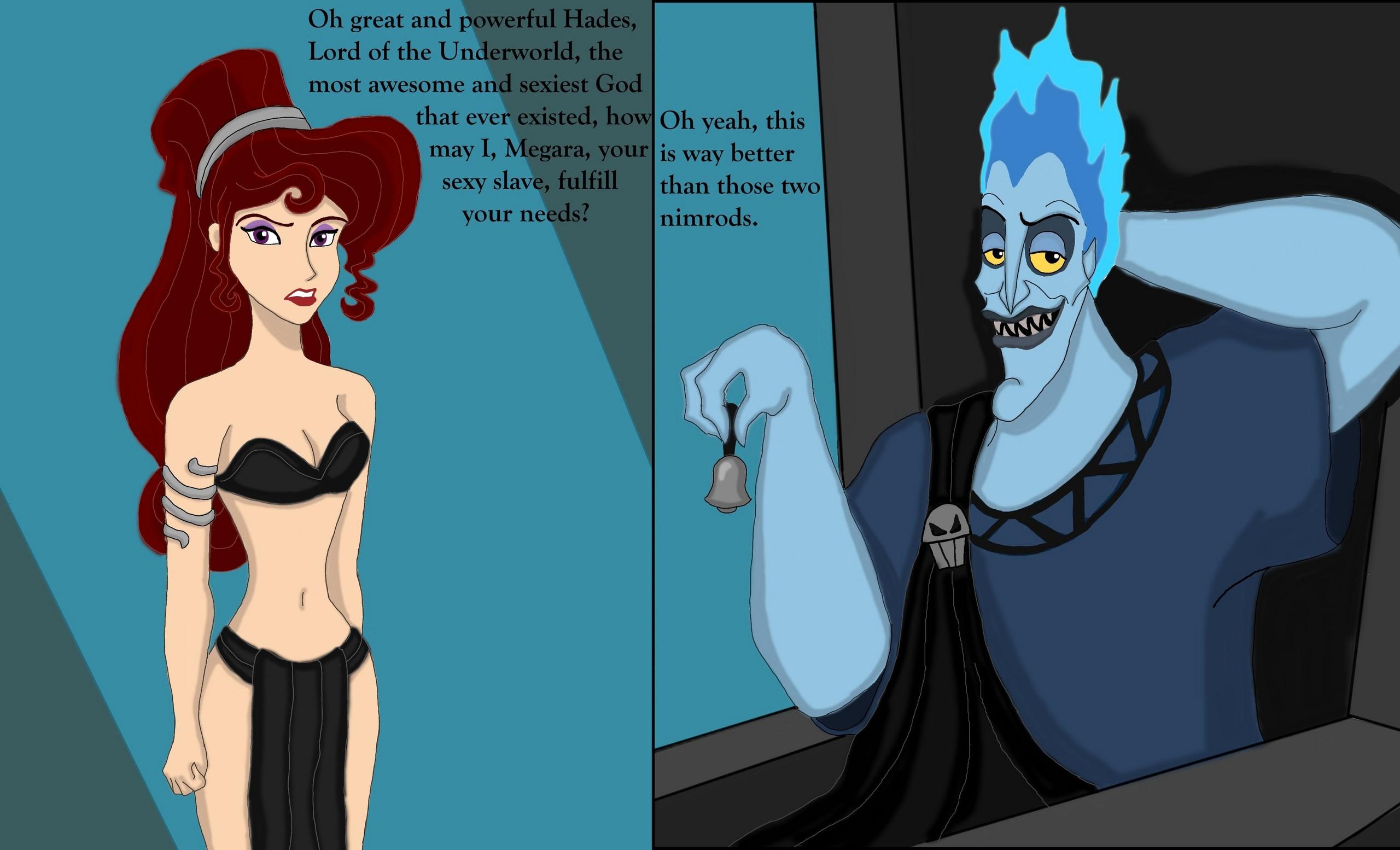 Funny Hades/Meg