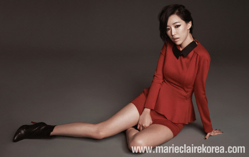 Ga In for Marie claire
