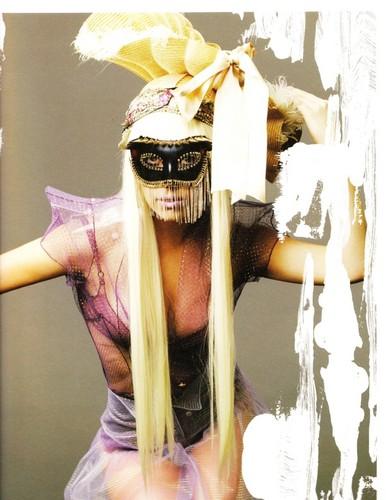 Gaga 2009
