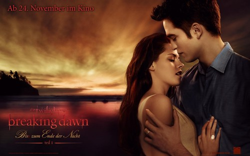 German breaking dawn پیپر وال