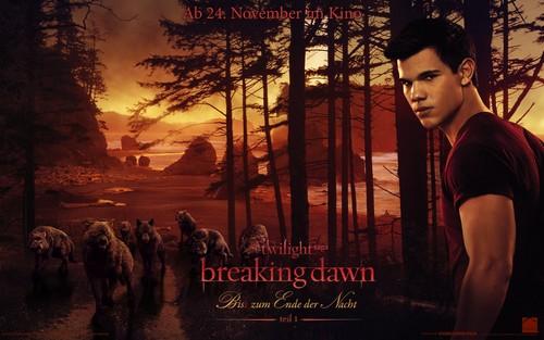 German breaking dawn Hintergrund