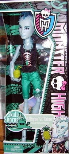 Gill Skull Shores Doll! - monster-high photo