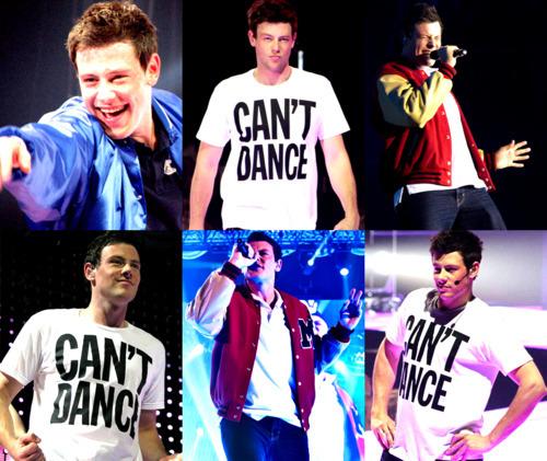 Glee-Cory