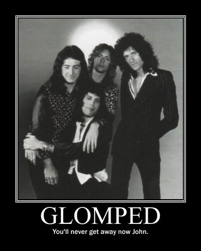 Glomped