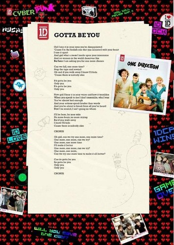 Gotta Be 你 Lyrics!