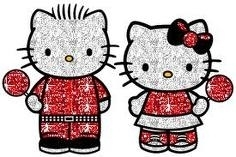 Hello Kitty wallpaper titled HELLO KITTY
