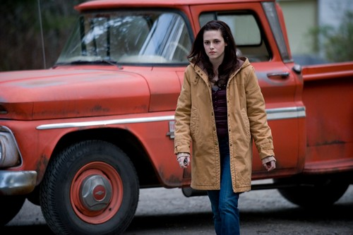 New Moon Movie wallpaper probably containing a tailgate titled HQ new moon stills