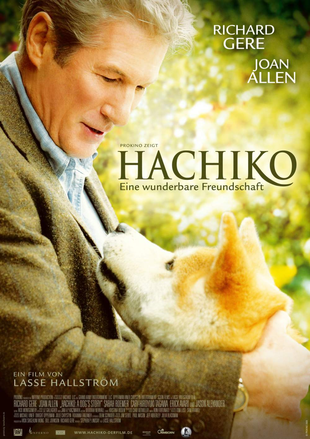 hachiko images Hachiko - Movie Poster HD wallpaper and ...