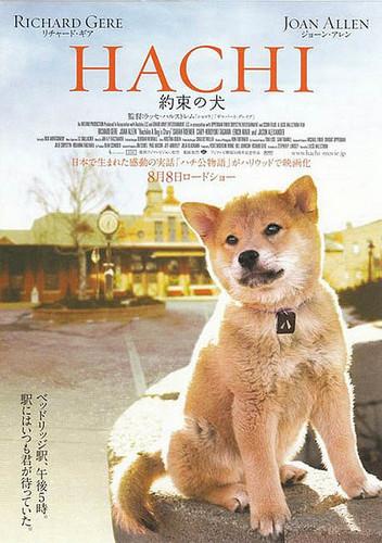 Hachiko - Movie Poster