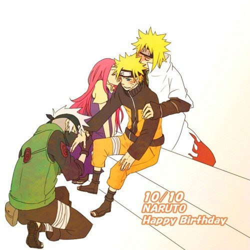 Happy Birthday, NARUTO -ナルト-