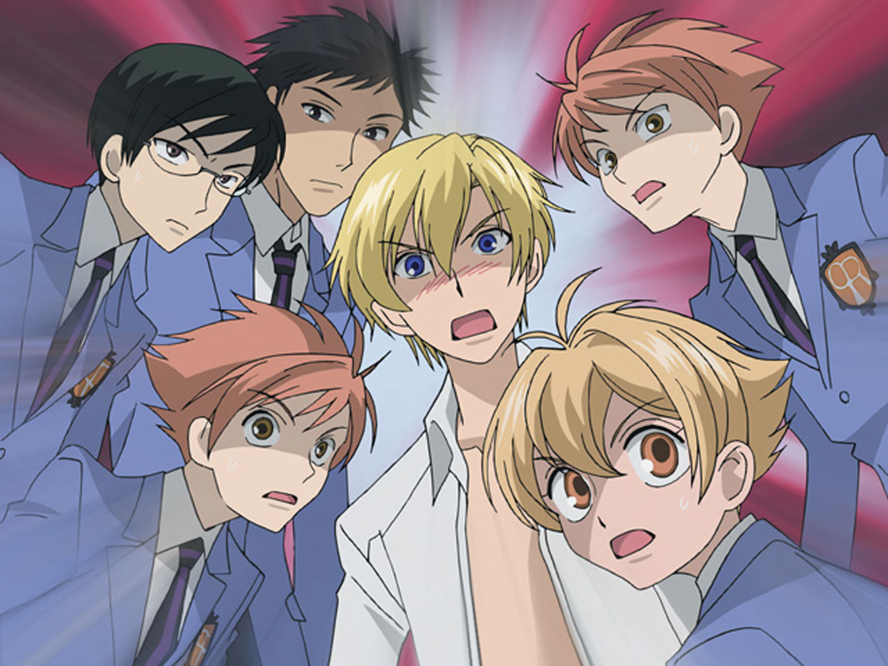 Ouran highschool host club dating quizzes
