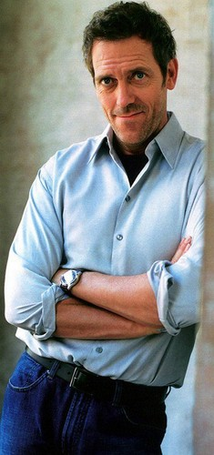 Hugh Laurie-Parade Magazine 2005