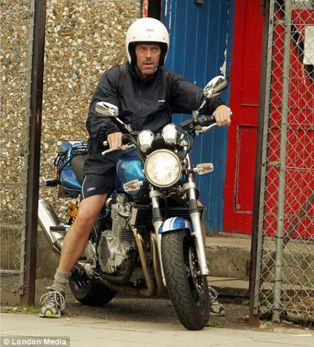 Hugh Laurie 2008