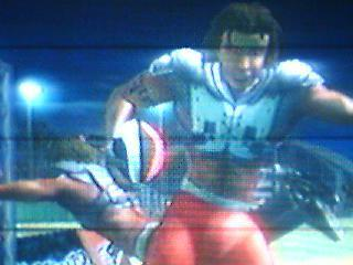 HunDredd made in Nfl Street 2