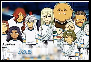Inazuma Eleven Teams