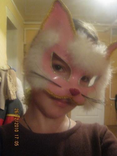It's me... Meow!