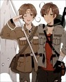 Italy Bros. - hetalia-italy photo