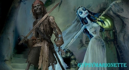 Jack Sparrow and Emily