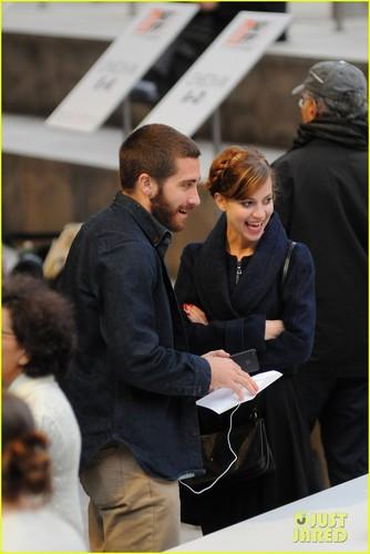Jake Gyllenhaal: 'Descendants' Premiere in NYC!