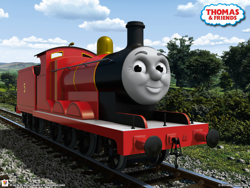Thomas and FriendsHero of Rails images James HD wallpaper and