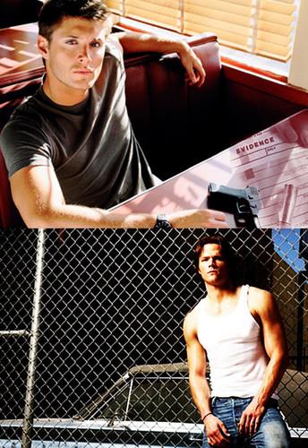 Jared and Jensen