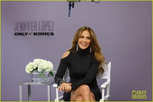 Jennifer Lopez: Kohl's Fashion Fabulous
