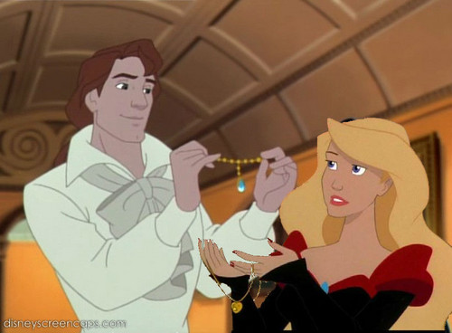 John Rolfe and Odette