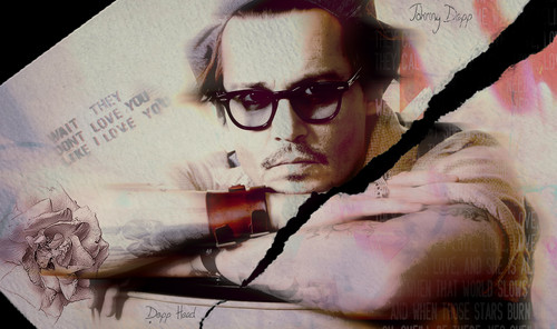 Johnny Depp (My New Fanart)
