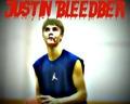 justin-bieber - Justin Bieber = Halloween wallpaper