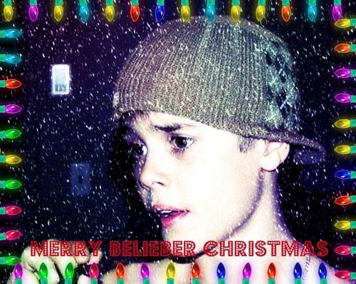 Justin Bieber giáng sinh