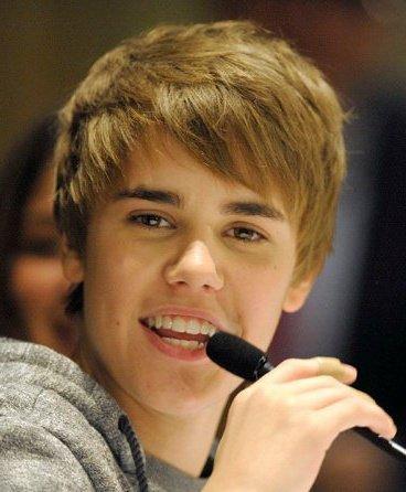 Justin Bieber is my idol
