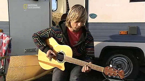 Keith Harkin wallpaper with a guitarist entitled Keith Harkin