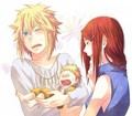 Kushina with family - kushina-uzumaki photo
