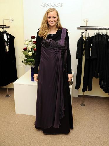 Kvitova selection of dresses