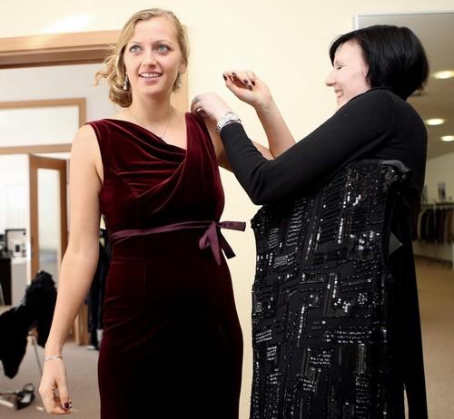 Kvitova selection of dresses.,.,.,.,.
