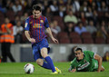 L. Messi (Barcelona - Real Racing) - lionel-andres-messi photo