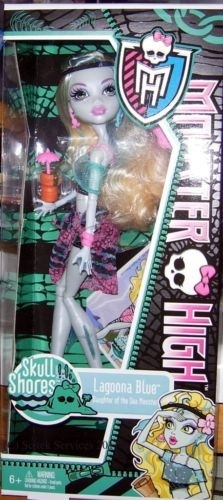 Lagoona Skull Shores - monster-high photo
