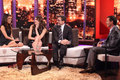 Eva Longoria, Lake Bell, Steve Carell & Rove McManus on Rove Live - October 18, 2011