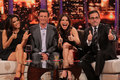 Eva Longoria, Rove McManus, Lake Bell & Steve Carell on Rove Live - October 18, 2011