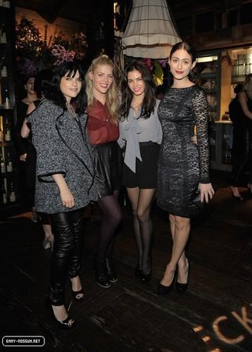 "Launch of ""Beckley 의해 Melissa"" - October 19, 2011"