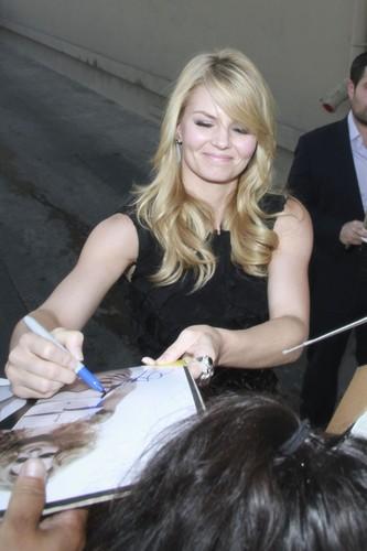 Leaving Jimmy Kimmel Live hiển thị - Sept 7,2011