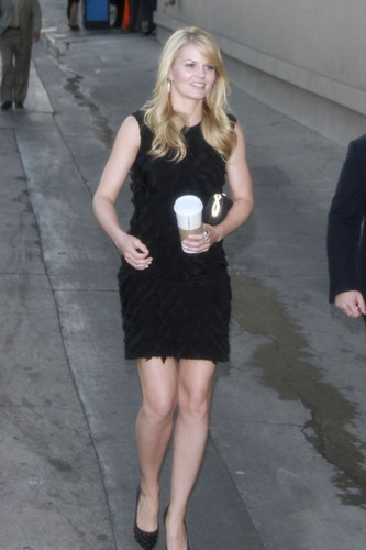Leaving Jimmy Kimmel Live دکھائیں - Sept 7,2011