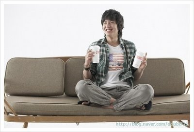 Boys Before Flowers wallpaper with a couch, a recliner, and an easy chair entitled Lee Min Ho - Goo Joon Pyo
