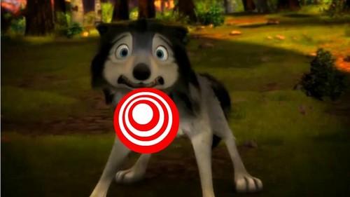 Look at Humphrey! He's a target