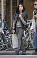Lourdes Leon seen out shopping in New York, Oct 17 - lourdes-ciccone-leon photo