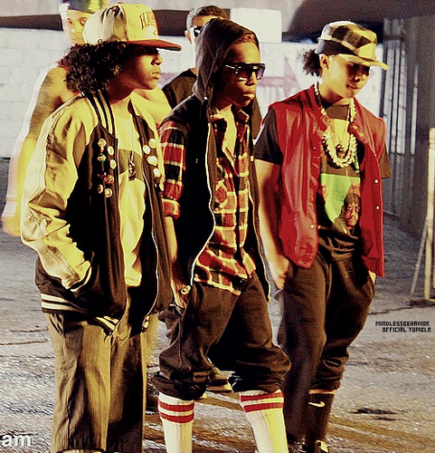MB Swagged Out!