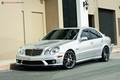 MERCEDES - BENZ E63 AMG - mercedes-benz photo